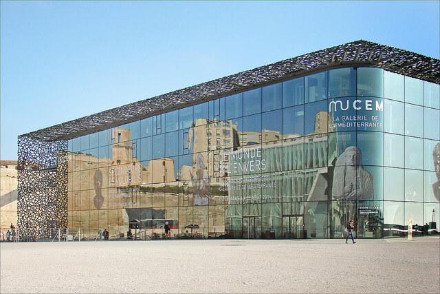 Musée des civilisations de l'Europe et de la Méditerranée. Taken by Jean-Pierre Dalbéra via Flickr.