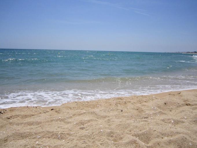 Beach, Caldetas