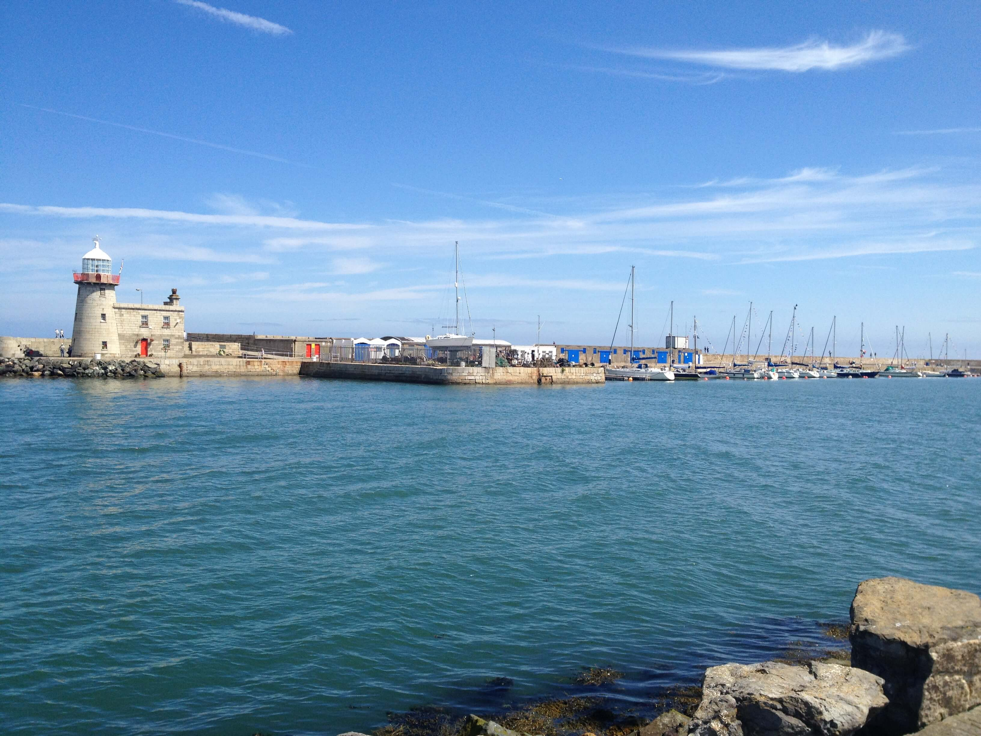 The irish fishing village of howth for Fishing in ireland