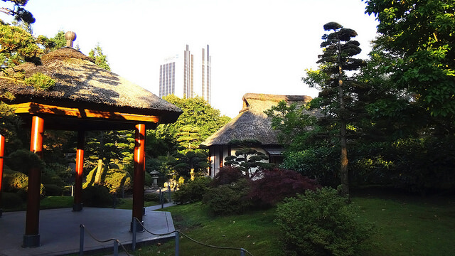 Japanese Garden. Taken by FouPic via Flickr.