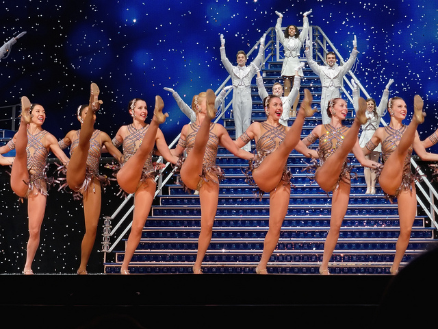 Rockettes. Taken by Ralph Daily via Flickr.