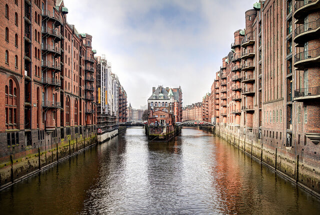 Speicherstadt. Taken by Marcus Pink via Flickr.