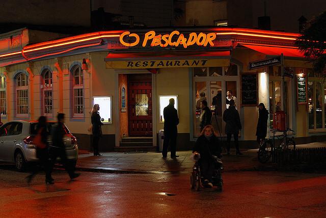 O Pescador Restaurant.
