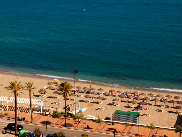 Costa del Sol. Taken by Kevin Poh via Flickr.