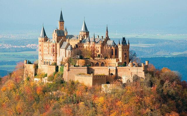 Hohenzollern Castle. Taken by Jim Trodel via Flickr.