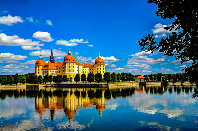 Moritzburg Castle. Taken by Polybert49 via Flickr.