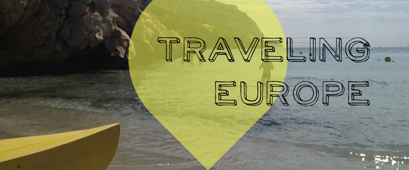 Sarah Traveling Europe